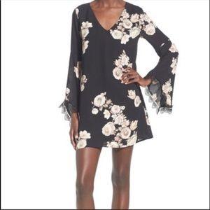 EUC ASTR floral dress